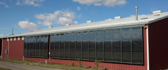 Choice Energy Solar Air Heating For Eagle Mount S